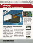 Liftmaster Opener Manuals Garage Door Zone Support Manuals