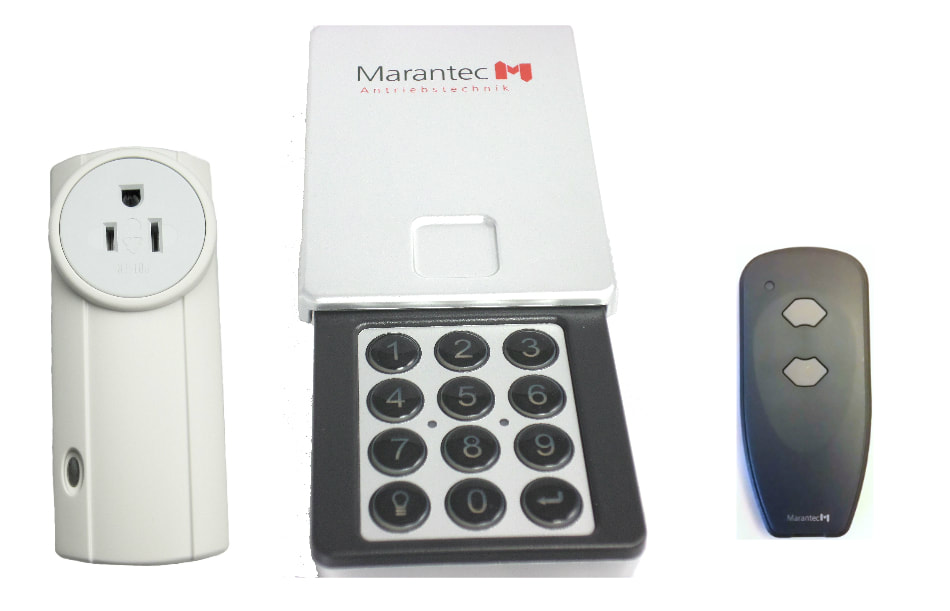 75424WKE Marantec Plug-in Radio Receiver Set with Keypad