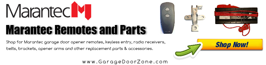 Shop for Marantec garage door parts
